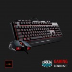 Gaming Key Board and Mouse Combo  7 Brilliant Colors