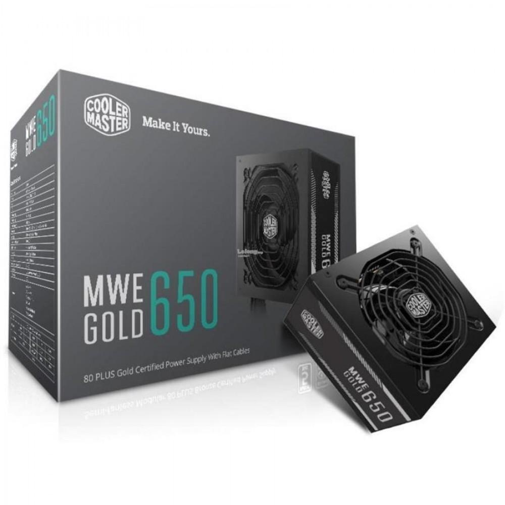 Power Supply Cooler Master  MWE GOLD 650