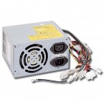 450W, 6 Pin Power Supply